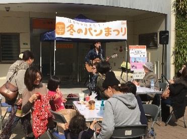 江古田で「パン」イベント 「パンに挟む具材」求めて街歩き