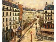 練馬区立美術館で「19世紀パリ」企画展 絵画・衣装など展示
