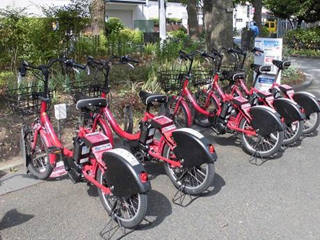 練馬経済新聞の2017年PVランキング 1位は「シェアサイクル実験導入」