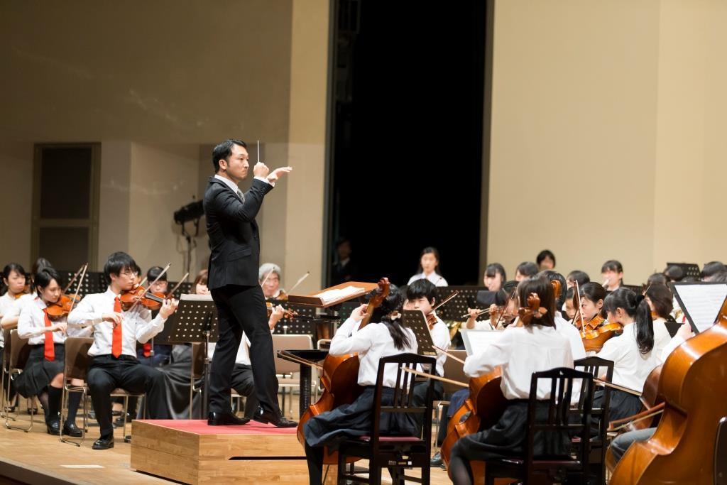 「Nerimaユニバーサルオーケストラコンサート」ステージの様子