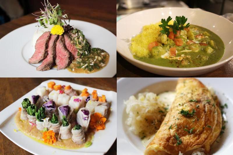 「Nerima若手Chefs Club」が提供するメニューの一部