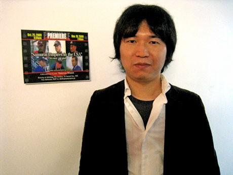 監督兼プロデューサーの田中隆行さん(写真提供:田中隆行さん)