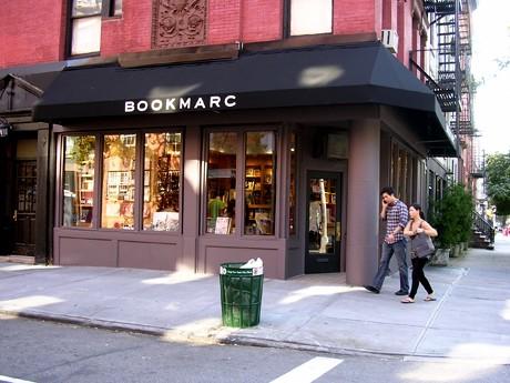 ブリーカー・ストリートにオープンしたマーク・ジェイコブスさんの書店「Bookmarc」
