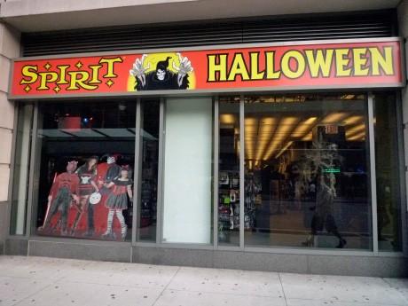チェルシーにオープンした、ハロウィーンショップ「Spirit」
