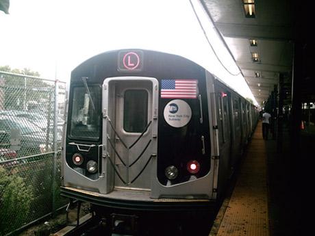 閉鎖が見込まれるニューヨーク地下鉄Lライン Photo Credit: The Legendary Ranger