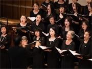 NYカーネギーホールで米国合唱祭「風の環コンサート」