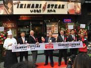 氷点下のニューヨークでステーキ専門店「いきなり!ステーキ」米国2号店オープン