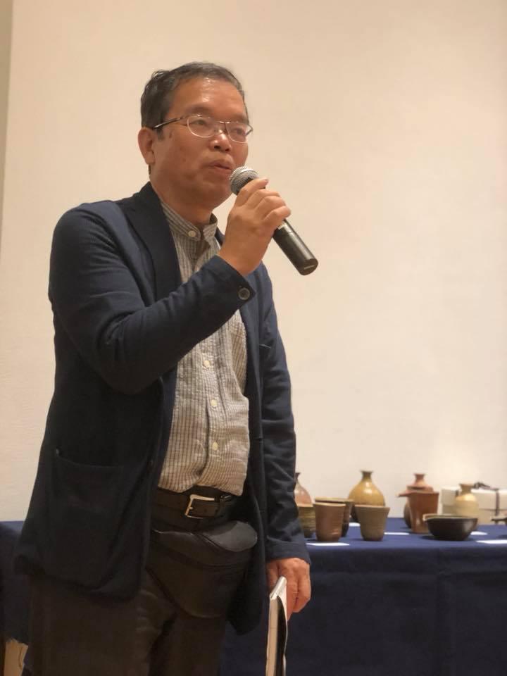 備前焼陶芸家・松井宏之さん