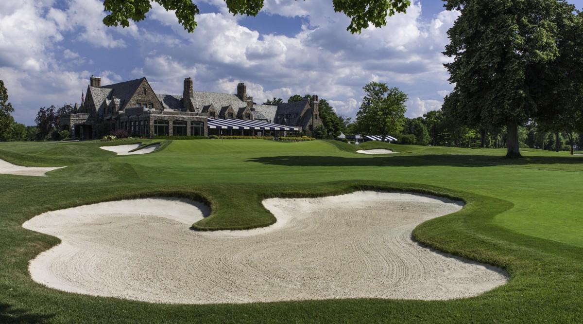 開催地となるウィンゲット・フット・ゴルフクラブ(写真=「Winget Foot Golf Club公式ウェブサイト」より)