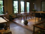 横山町・問屋街の築80年のビルに日本茶カフェ「回季」-ギャラリー併設