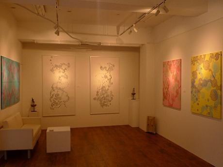 Tobin Ohashi Galleryは昨年10月に移転オープンした
