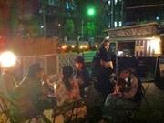 オープンテラス型イベントスペース「日本橋室町186」、今月末に終了へ