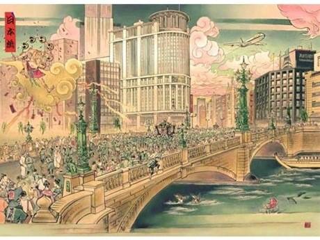 首都高が取り除かれた未来図「晴れて、日本橋」は日本橋で暮らす人々の共通の思い