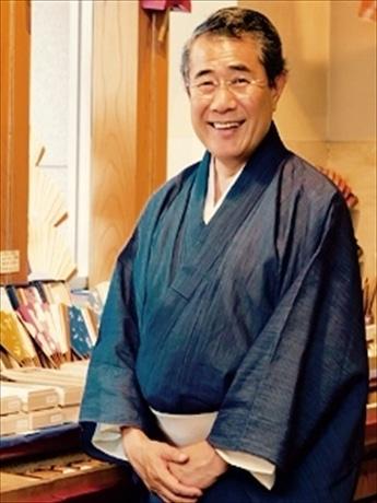伊場仙の吉田社長