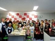 日本橋で「おさとうの会」 コウケンテツさんのスローカロリー料理を親子で学習