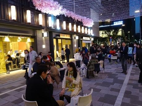 参加店舗は80店。今年は、東京駅(北町ダイニング)や茅場町などエリアも拡大