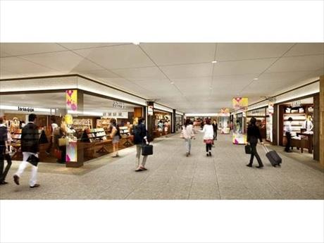 日本橋経済新聞、年間PV1位はエキナカ商業施設「グランスタ丸の内」開業