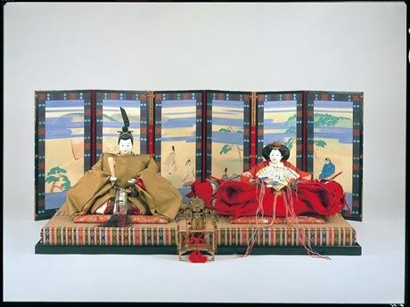 五世大木平藏製「内裏 昭和9年(1934年)」(三井記念美術館蔵)