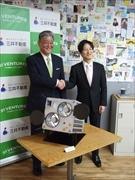 日本橋本町にベンチャー集結 メイドイン日本橋のマイクロ人工衛星打ち上げも