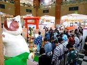 日本橋三越が全館猫だらけ 神田祭にちなんだ「猫だ!まつり」や岩合写真展も