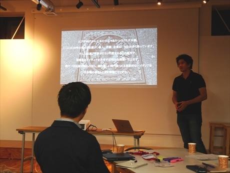 募集にあたり、応募者全員と面談するという「TEDxNihonbashi」発起人の一人の鈴木祐介さん