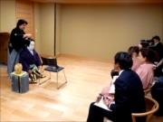 日本橋で歌舞伎体験プライベート講座 至近距離での実演や、くまどり指導も