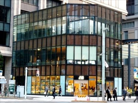広域日本橋で12軒目のアンテナショップとして10月29日に開業した「ここ滋賀」