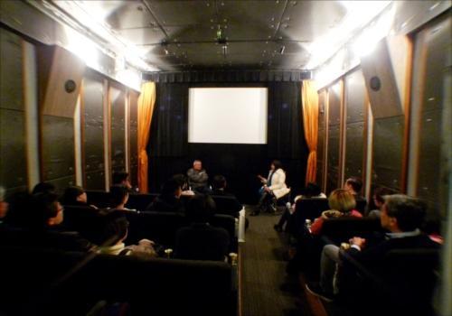 「傷だらけの天使」上映後は、ドラマの撮影秘話やオフレコ話も披露