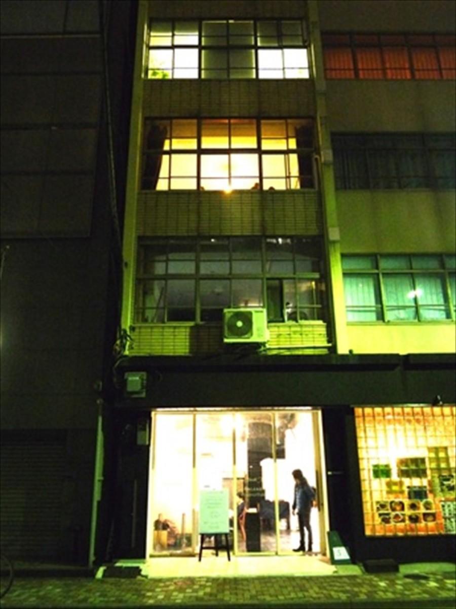築57年のビルをリノベーションし、2011年にオープンしたアートスペース「CreativHub131」