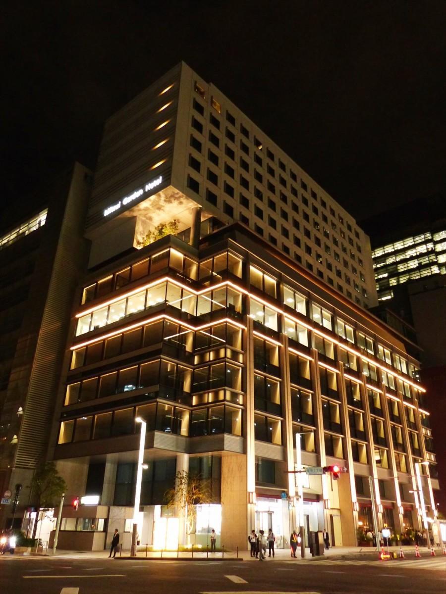 日本橋エリアの「北の玄関口」、室町3丁目に開業した「三井ガーデンホテル日本橋プレミア」