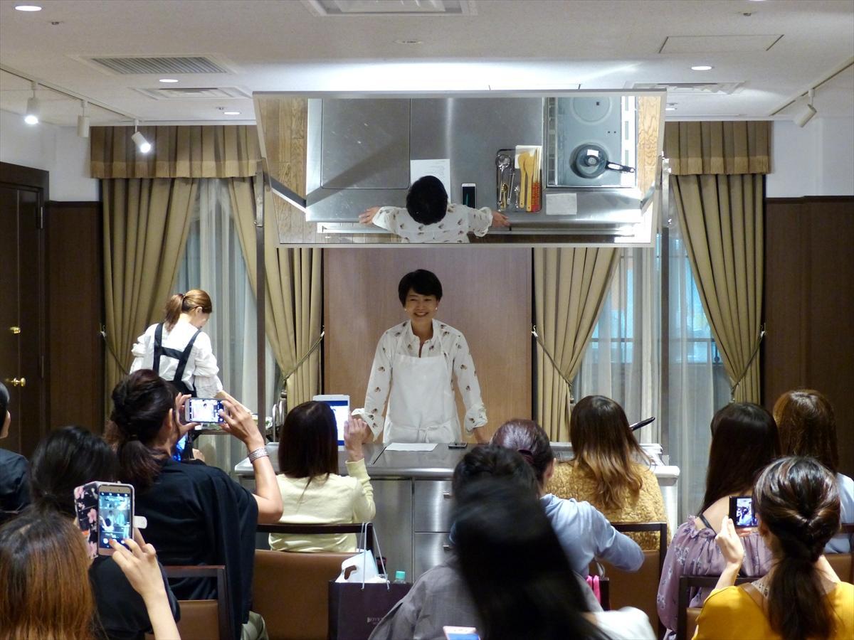 料理教室「リコズキッチン」講師で料理研究家の山脇りこさん