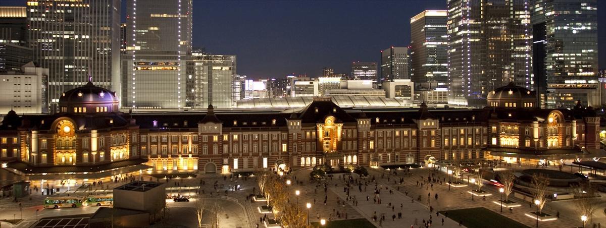 東京駅 宿