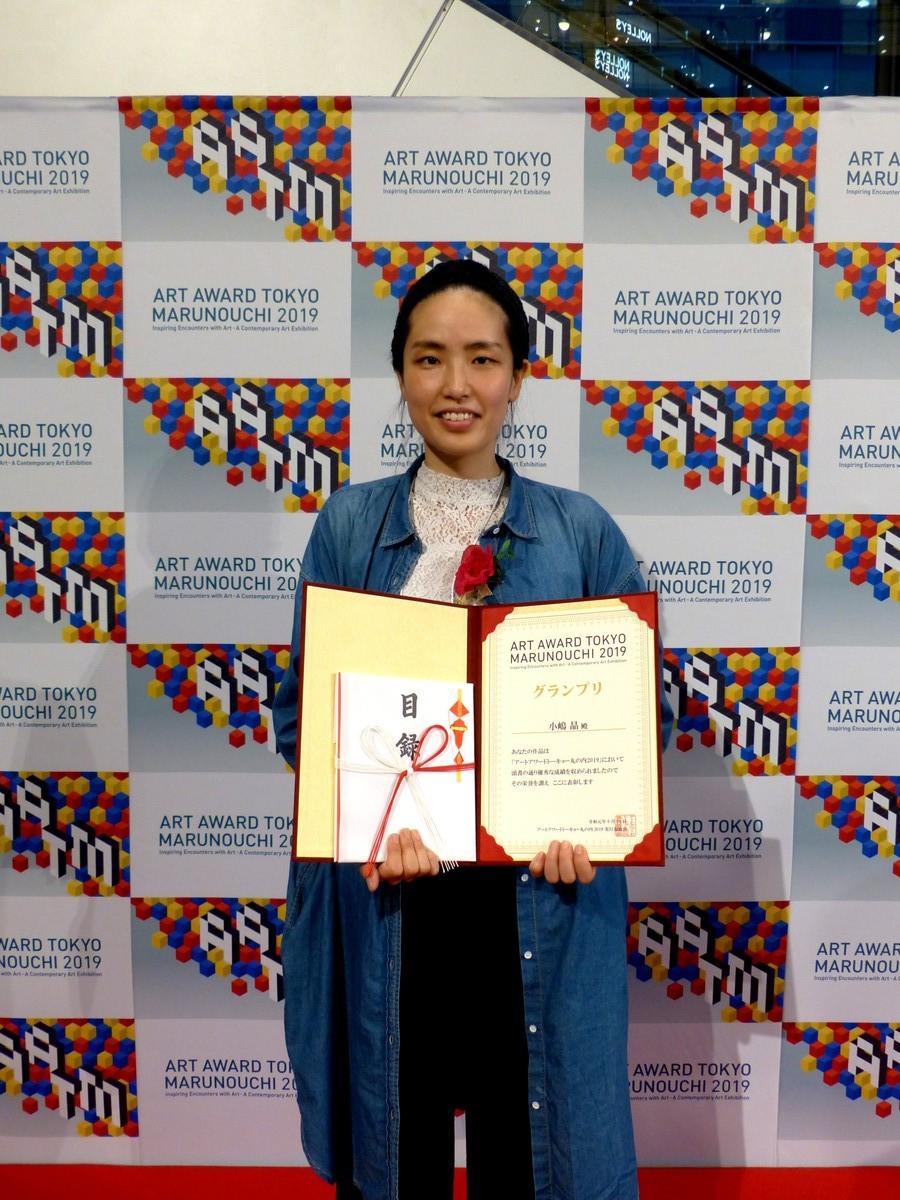 一時は看護師の道を進んでいたグランプリ受賞の小嶋晶さん