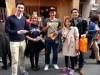 日本橋で「日本酒利き歩き」今年も 過去最多51酒蔵集結、ぐい飲み作りなども