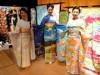 日本橋で「東京キモノショー」 野村萬斎さん主演映画の衣装展、VR「能」体験も