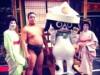 人形町で「てんてん祭」 芳町芸者コーナーや子ども相撲、地元ソング披露も