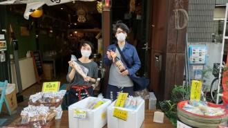 日本橋大伝馬町で「べったら市」オマージュ企画 来年再開に願い込めて