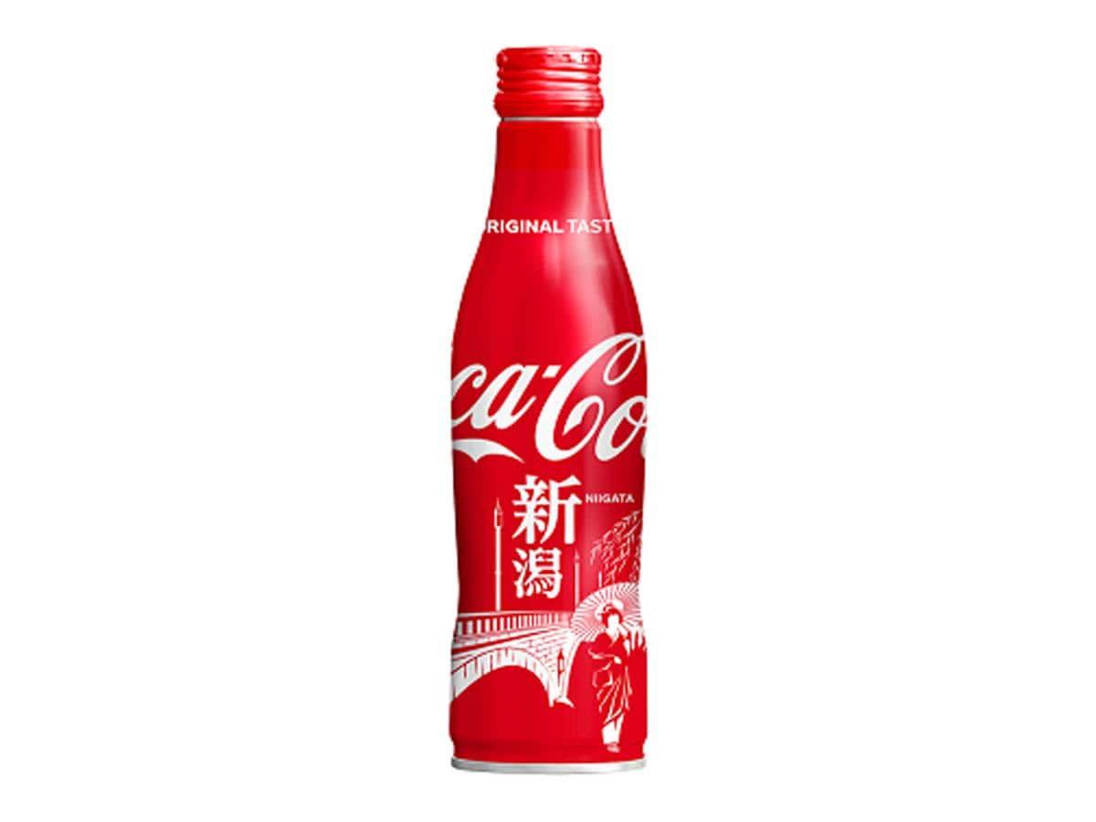 新潟デザインの「コカ・コーラ」
