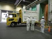 世田谷清掃工場で初の災害廃棄物受け入れ-100トン超を処理