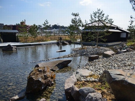 園内の様子(日本庭園)