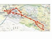 二子玉川駅~喜多見・宇奈根地区間のコミュニティーバス、実験運行開始