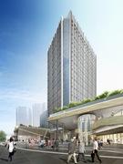 放送スタジオに貸しホール機能追加-二子玉川東地区再開発計画を一部修正