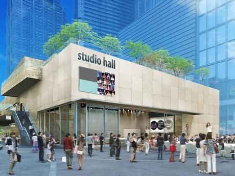 「iTSCOM studio hall 二子玉川ライズ」イメージ