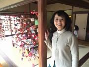 世田谷・瀬田の古民家で音楽朗読劇「禎子と千羽鶴」-元タカラジェンヌが演出