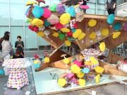 二子玉川で「アンサンブル de アート」 障がい者アーティストの支援型イベント
