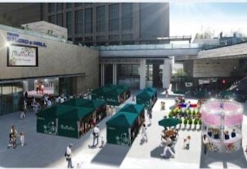 会場イメージ(中央広場)