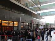 二子玉川ライズの初売りに10万人超 ドッグウッドプラザ、玉川高島屋も来客数増