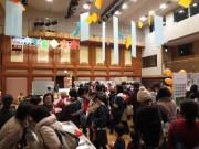 成城で子育て支援イベント「世田谷子育てメッセ」 アンケート実施も