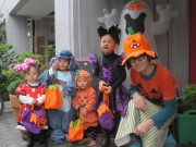用賀で子ども向けハロウィーンイベント 駅周辺7店舗が参画