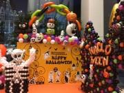 玉川高島屋S・Cでハロウィーンイベント バルーンフォトスポットや仮装パレードも